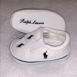 New! Baby Ralph Lauren Shoes